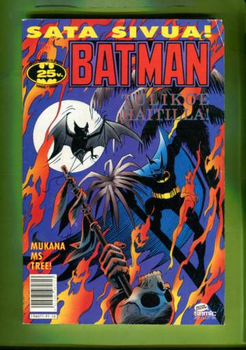 Batman 10/91