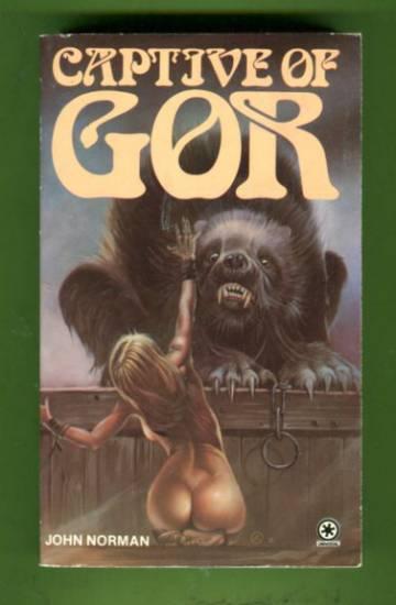 Captive of Gor - The Seventh Book of the Counter-Earth Saga
