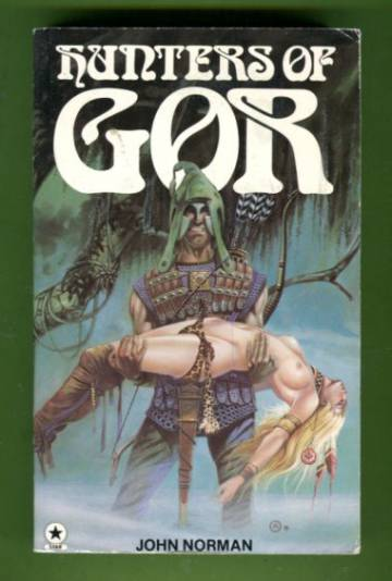 Hunters of Gor- The Eight Book of the Counter-Earth Saga