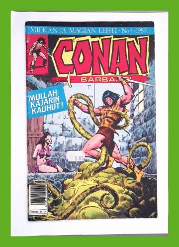 Conan 4/89