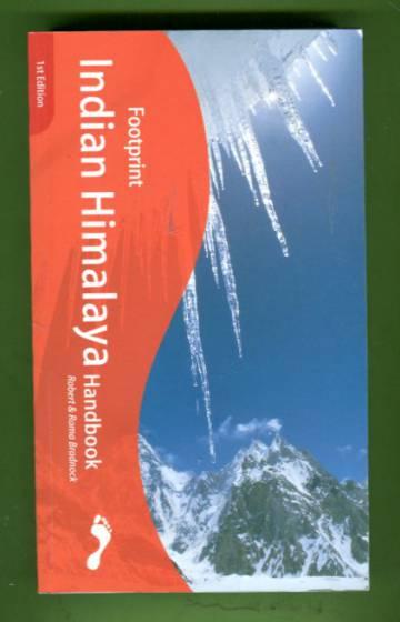 Indian Himalaya Handbook -the Travel Guide