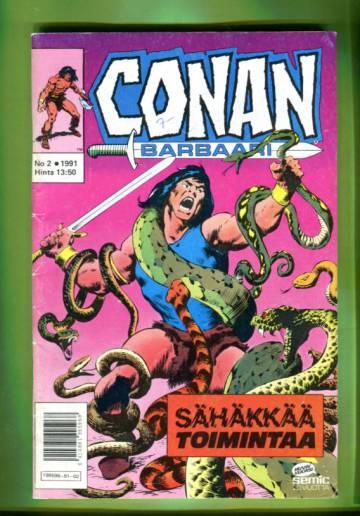 Conan 2/91