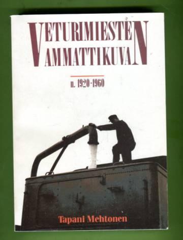 Veturimiesten ammattikuva n. 1920-1960
