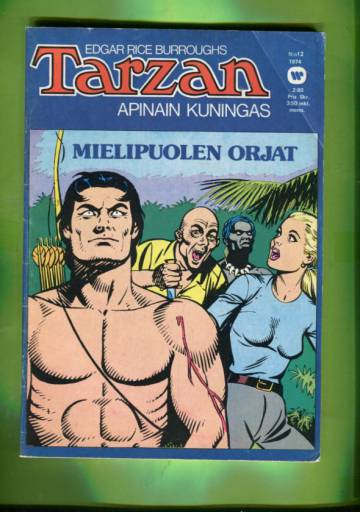 Tarzan 12/74