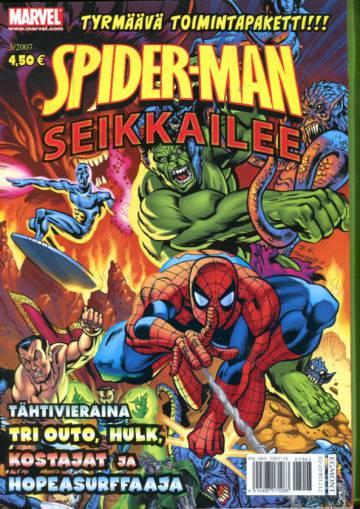 Spider-Man seikkailee 3/07