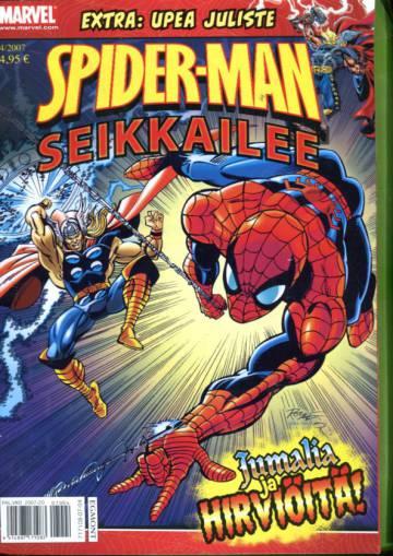 Spider-Man seikkailee 4/07