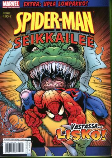 Spider-Man seikkailee 6/07