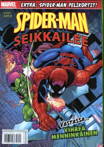 Spider-Man seikkailee 9/07
