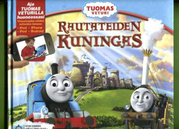 Tuomas Veturi - Rautateiden kuningas