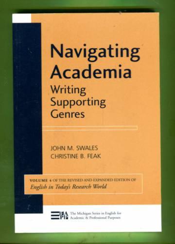 Navigating Academia - Writing Supporting Genres