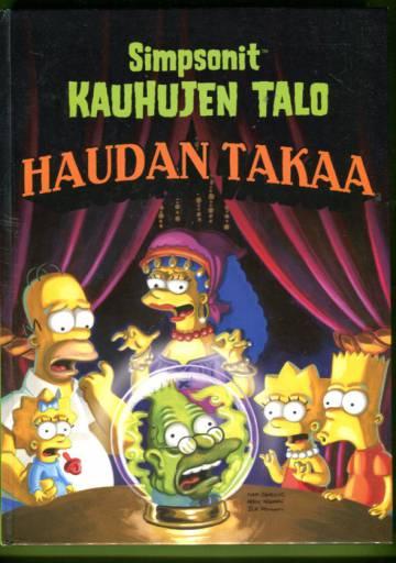 Simpsonit - Kauhujen talo: Haudan takaa
