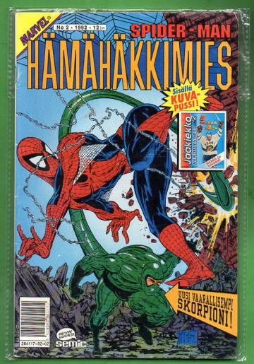 Hämähäkkimies 2/92 (Spider-Man)