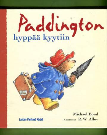 Paddington hyppää kyytiin