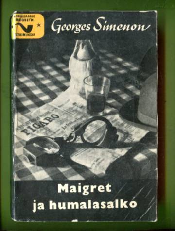 Maigret ja Humalasalko