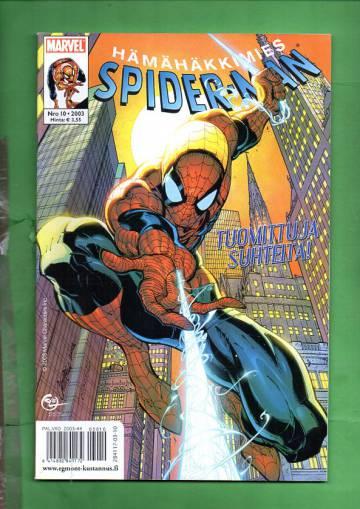 Hämähäkkimies 10/03 (Spider-Man)