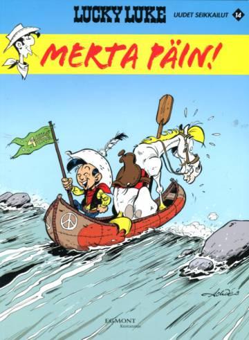 Lucky Luken uudet seikkailut 14 - Merta päin!