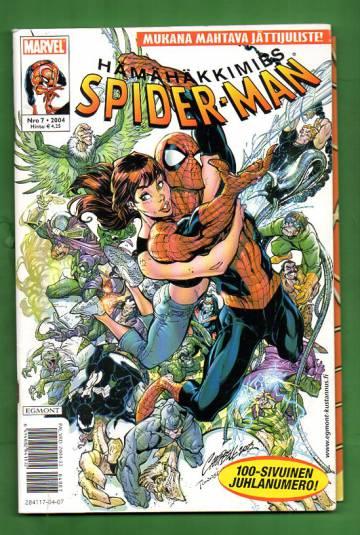 Hämähäkkimies 7/04 (Spider-Man)