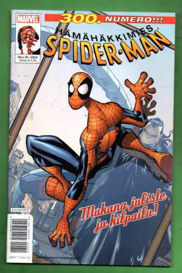 Hämähäkkimies 10/04 (Spider-Man) + JULISTE
