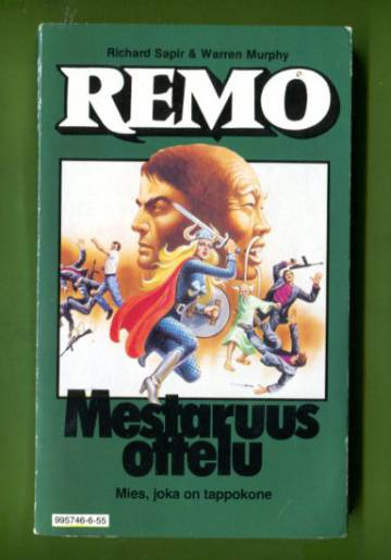 Remo 55 - Mestaruusottelu