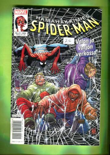 Hämähäkkimies 11/04 (Spider-man)