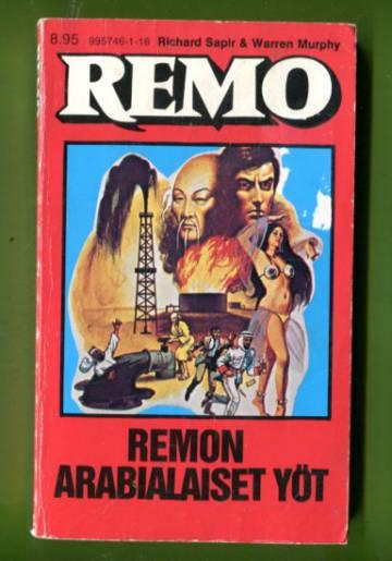 Remo 16 - Remon arabialaiset yöt
