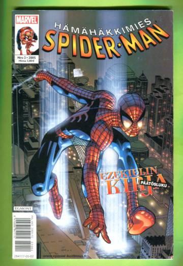Hämähäkkimies 2/05 (Spider-Man)