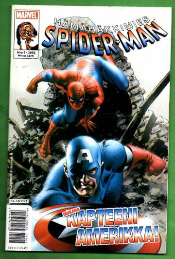 Hämähäkkimies 3/05 (Spider-Man)