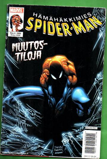 Hämähäkkimies 4/05 (Spider-Man)