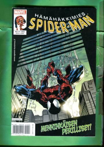 Hämähäkkimies 8/05 (Spider-Man)