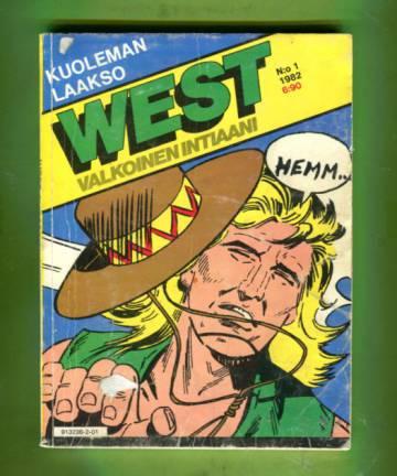 West - Valkoinen intiaani 1/82 - Kuoleman laakso