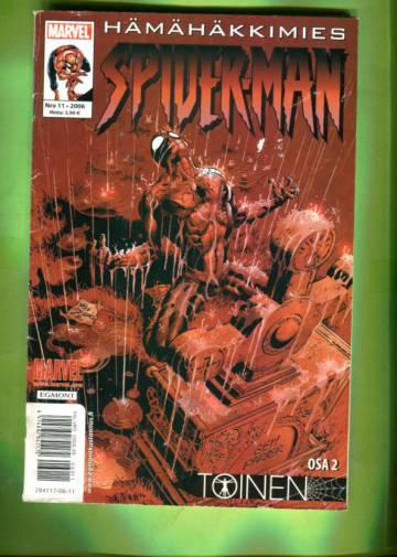 Hämähäkkimies 11/06 (Spider-Man)