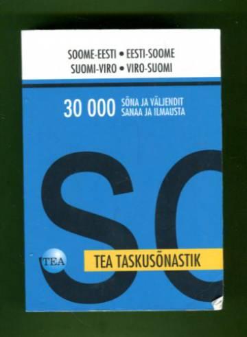 Soome-eesti Eesti-soome Taskusõnastik
