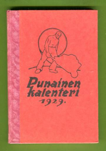 Punainen kalenteri 1929