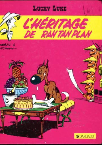 Lucky Luke - L'heritage de Ran Tan Plan