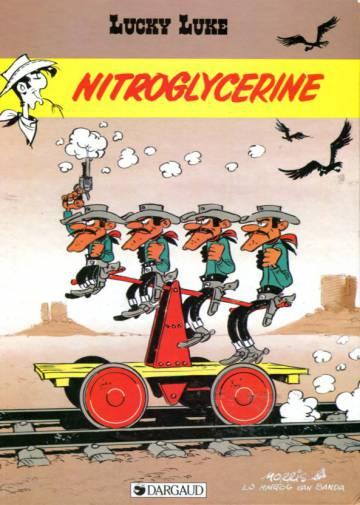 Lucky Luke - Nitroglycerine