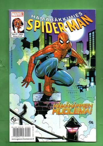 Hämähäkkimies 9/03 (spider-man)