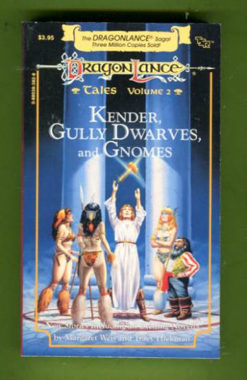 Dragonlance Tales Vol. 2 - Kender, Gully Dwarves and Gnomes