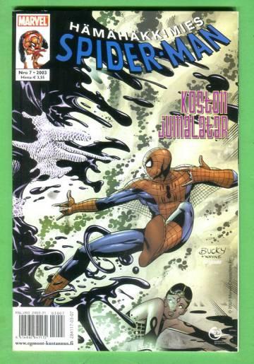 Hämähäkkimies 7/03 (Spider-Man)