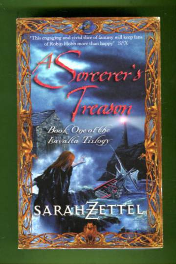 A Sorcerer's Treason - Book One of the Isavalta Trilogy