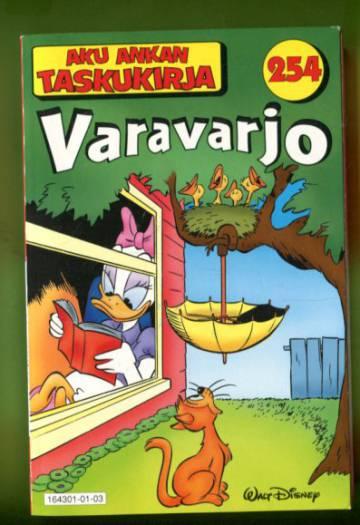 Aku Ankan taskukirja 254 - Varavarjo