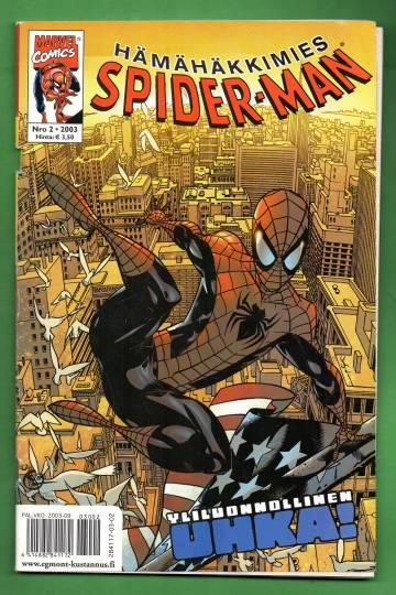 Hämähäkkimies 2/03 (Spider-Man)