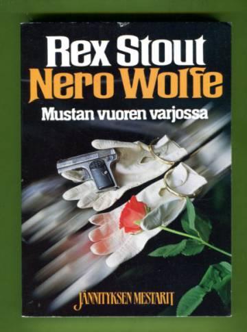 Nero Wolfe - Mustan vuoren varjossa