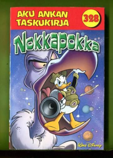 Aku Ankan taskukirja 328 - Nokkapokka