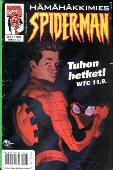 Hämähäkkimies 9/02 (Spider-Man)