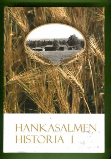 Hankasalmen historia 1 - Esihistoriasta vuoteen 1918