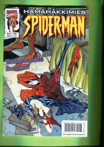 Hämähäkkimies 8/02 (Spider-Man)