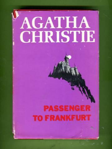 Passenger to Frankfurt - An Extravaganza