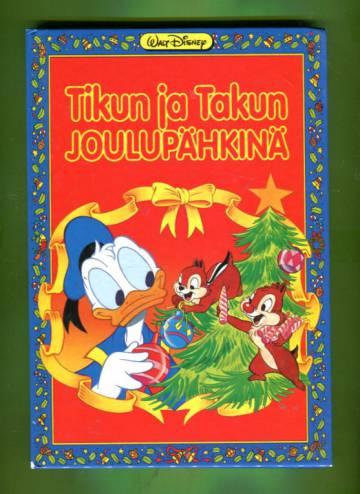 Tikun ja Takun joulupähkinä