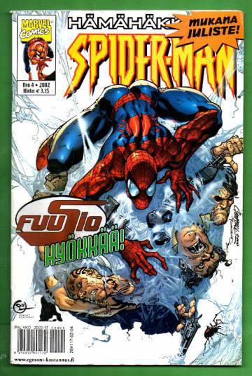 Hämähäkkimies 4/02 (Spider-Man) + juliste