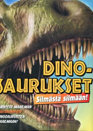 Dinosaurukset silmästä silmään - Tutustu maailman uskomattomimpiin dinosauruksiin!